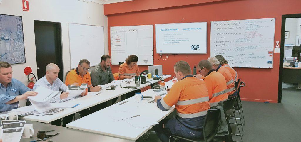 IQA workshop image