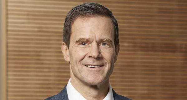 HeidelbergCement chairman, Dominik von Achten,